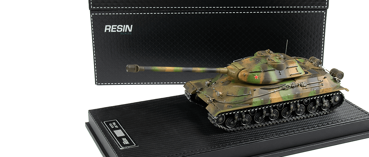 World of Tanks - Resin Scales