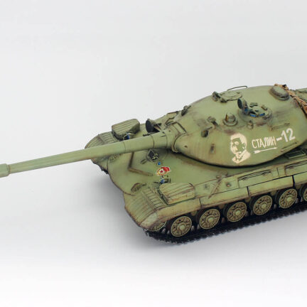 Object 277 World of Tanks 1:35 scale Resin Kit ready made tank model - ResinScales