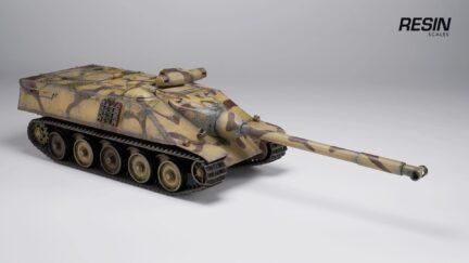 AMX 50 Foch 155 World of Tanks 1:35 Resin Kit - ResinScales