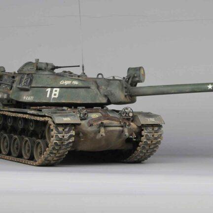 T-110E4 World of Tanks 1:35 scale Resin Kit ready made tank model - ResinScales